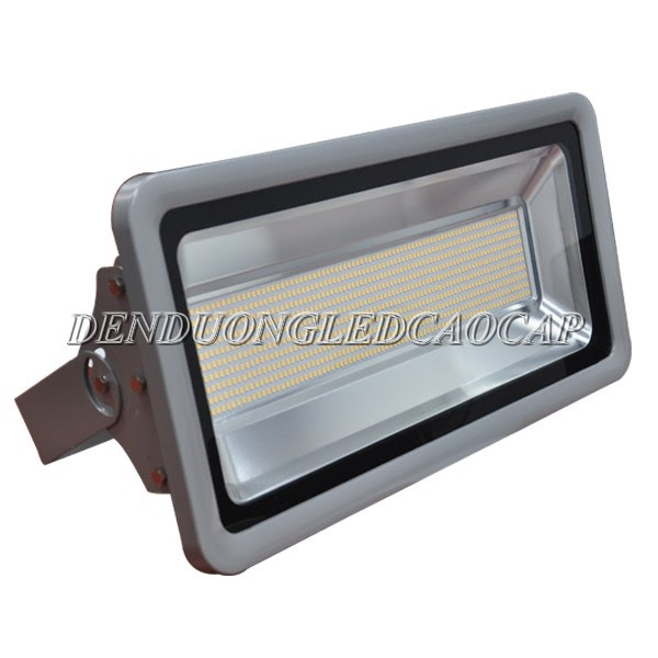 Kiểu dáng đèn pha LED chiếu sáng ngoài trời