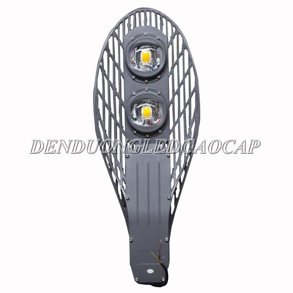 Thân đèn được cấu tạo từ hợp kim nhôm sơn tĩnh điện