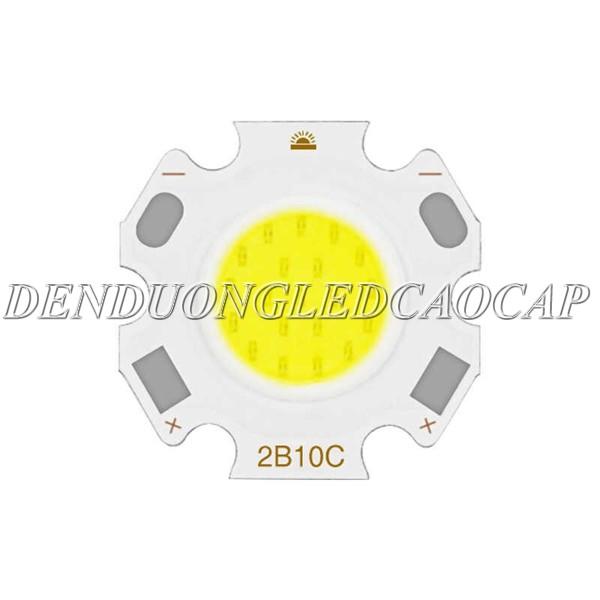 LED COB 12w khả năng chiếu rọi tốt