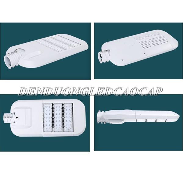 Kiểu dáng thân đèn đường led D2-90