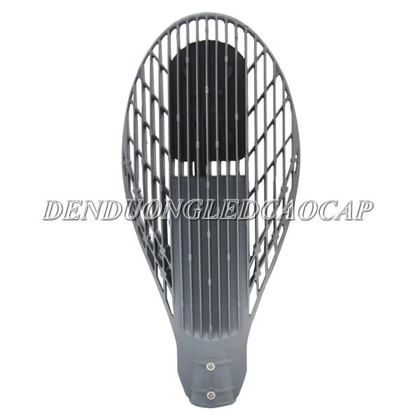 Cánh tản nhiệt của đèn đường led D8-50