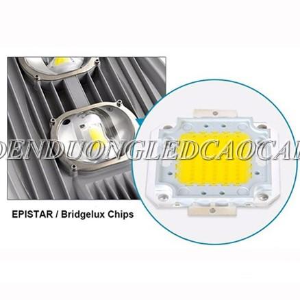 Cấu tạo chip led của đèn đường led D8-50