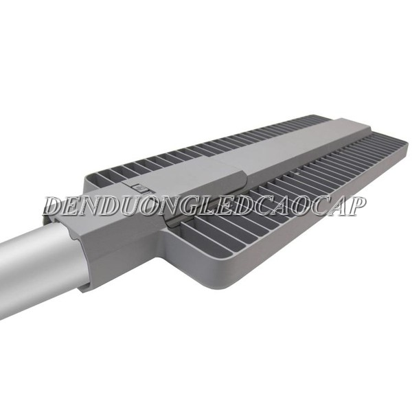 Cần lắp của đèn đường led D12-90 thiết kế linh hoạt
