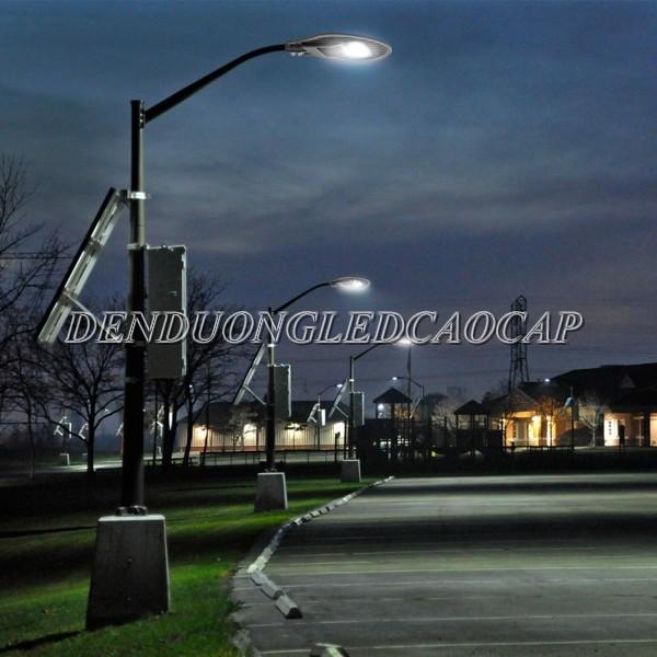 Ứng dụng chiếu sáng của đèn đường led D4-100