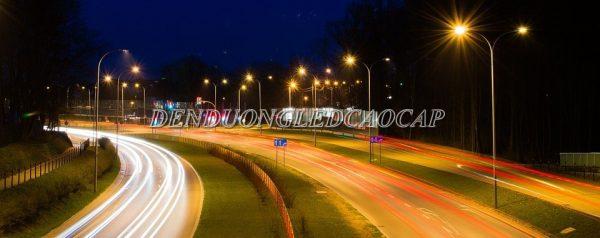Ứng dụng đèn đường LED D8-120