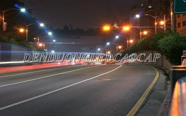 Ứng dụng đèn đường LED D11-120