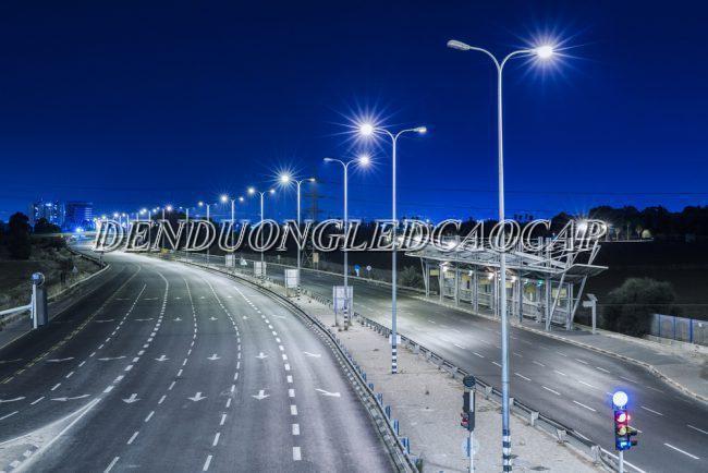 Ứng dụng chiếu sáng của đèn đường LED D12-120