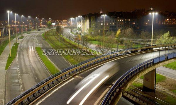 Ứng dụng đèn đường LED D13-150