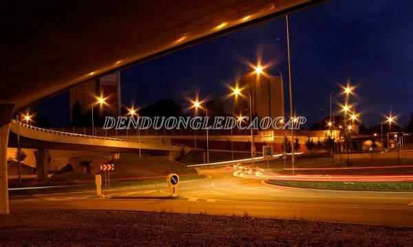 Ứng dụng đèn đường LED D4-150