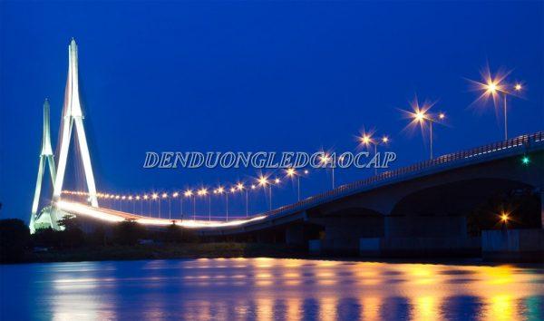 Ứng dụng đèn đường LED D8-150