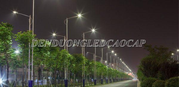 Ứng dụng đèn đường LED D2-18