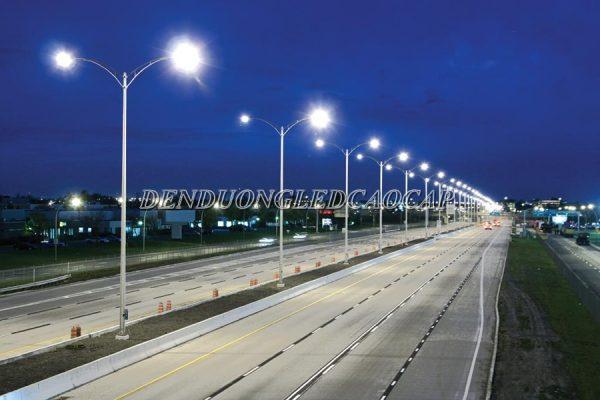 Ứng dụng đèn đường LED D7-200