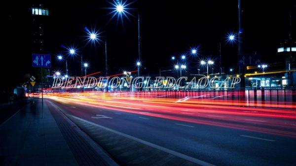 Ứng dụng đèn đường LED D9-200