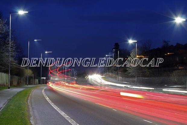 Ứng dụng đèn đường LED D10-250