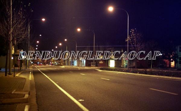 Ứng dụng chiếu sáng của đèn đường led D10-50