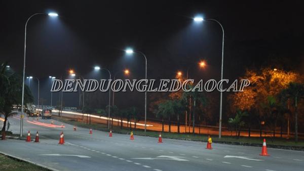 Ứng dụng chiếu sáng của đèn đường led D12-90