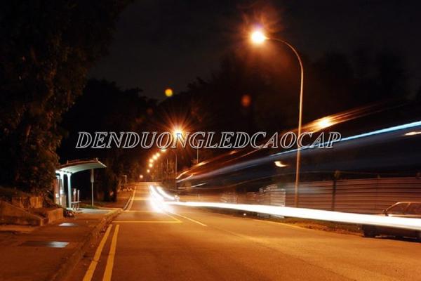 Ứng dụng của đèn đường led D6-50