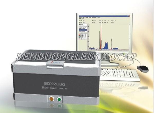 2 Máy phân tích RoHS EDX-2800/B