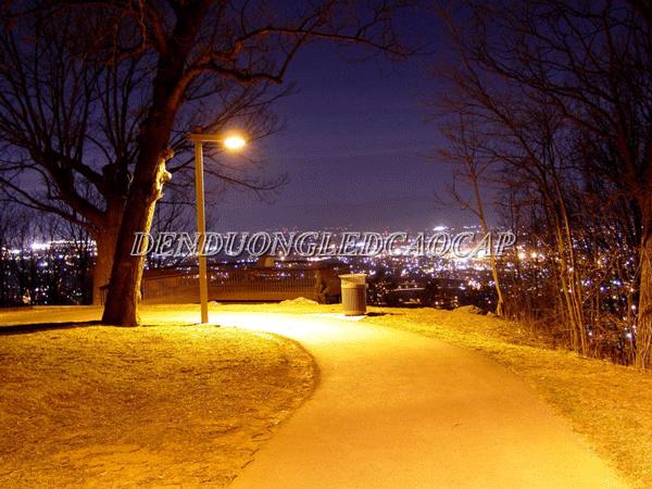 Ứng dụng của đèn đường led D1-30
