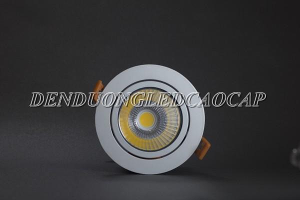 Ứng dụng của đèn LED âm trần