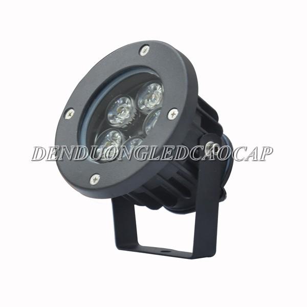 Ứng dụng của đèn LED chiếu cỏ
