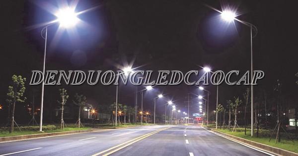 Đèn đường LED D14-200 chiếu sáng đường cao tốc