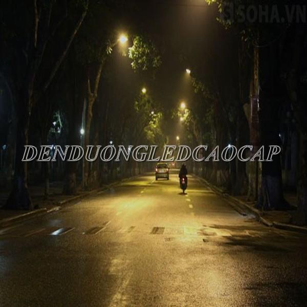 Đèn đường LED D16-50 chiếu sáng đường phố