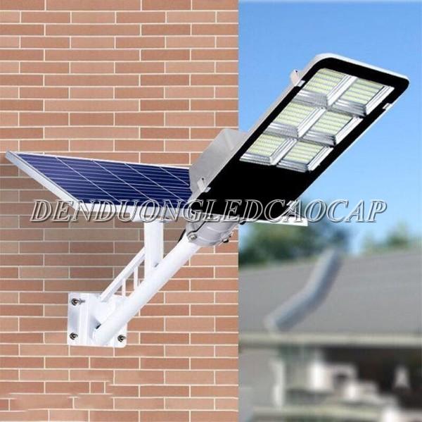 Đèn đường LED năng lượng mặt trời tiết kiệm chi phí