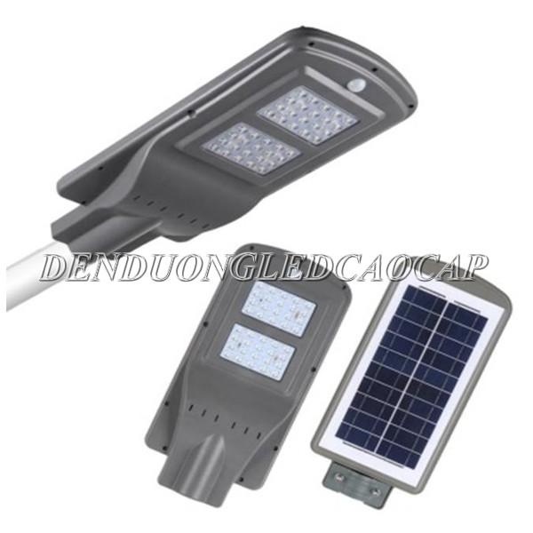 Kiểu dáng đèn đường LED năng lượng mặt trời 20 PIN liền