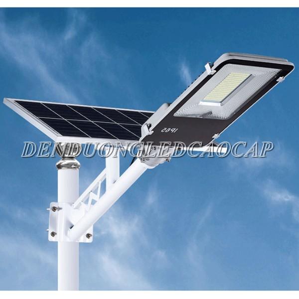 Kiểu dáng đèn đường năng lượng mặt trời 150w PIN rời