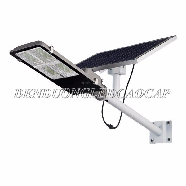 Kiểu dáng đèn đường năng lượng mặt trời 200w PIN rời