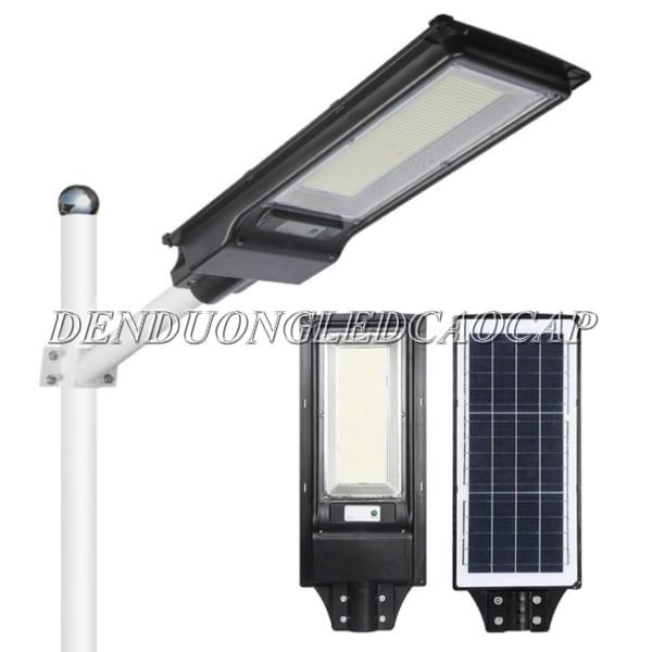 Thiết kế đèn đường năng lượng mặt trời 200w PIN liền