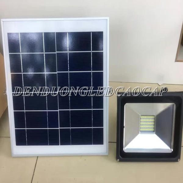Thiết kế đèn pha LED năng lượng mặt trời 20w