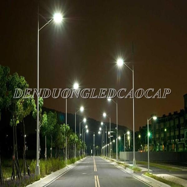 Đèn đường LED D11-100 chiếu sáng đường phố