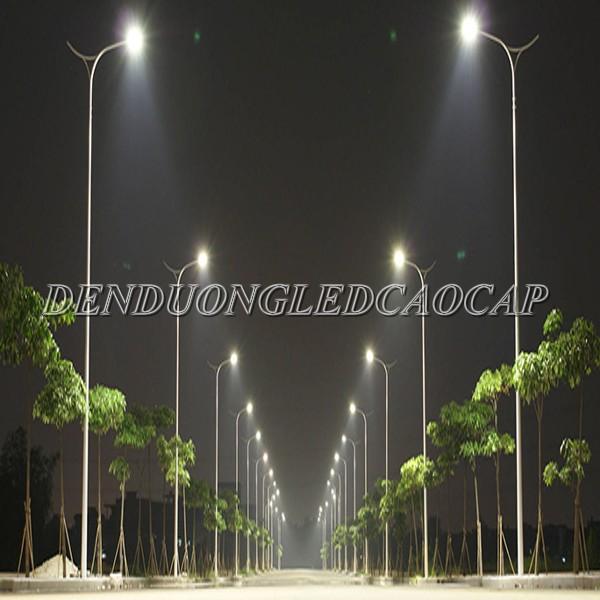 Đèn đường LED D23-100 chiếu sáng đường phố
