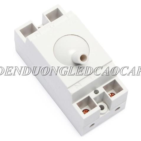 Thiết kế vỏ công tắc cảm biến sáng DN2207