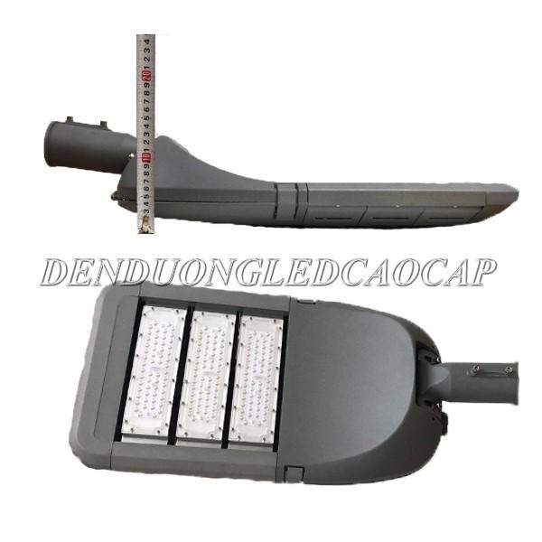 Kiểu dáng đèn đường LED D25-150