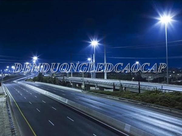 Đèn đường LED D25-150 chiếu sáng đường cao tốc