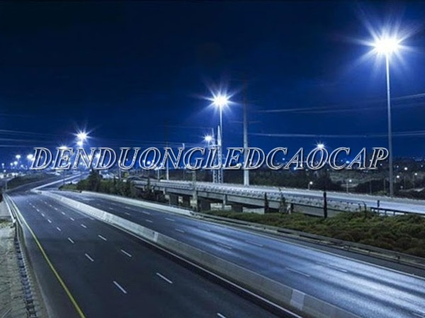 Đèn đường LED D29-200 chiếu sáng đường cao tốc