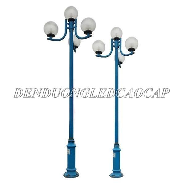 Kiểu dáng cột đèn Nouvo