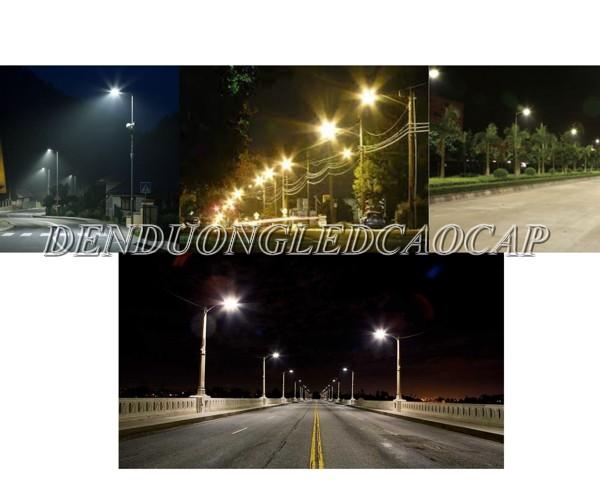Đèn đường 200w chiếu sáng đường đi KCN, đường cao tốc