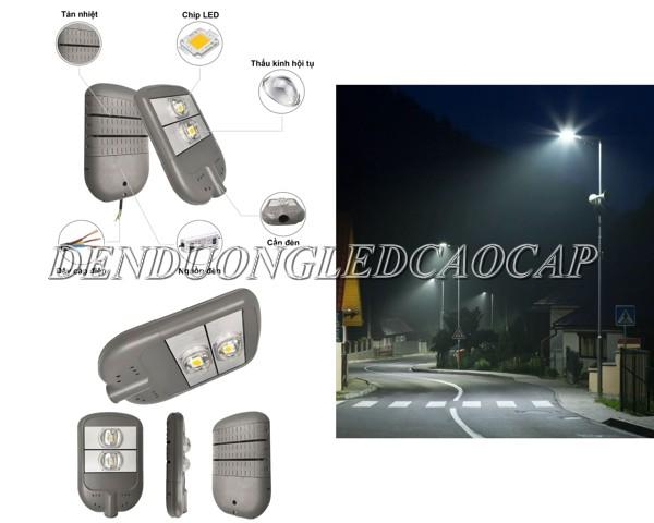 Đèn đường LED 75w tiết kiệm điện