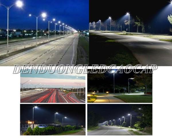 Đèn đường LED 150w chiếu sáng đường cao tốc, đường sân bay